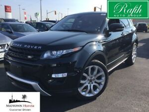 2013 Land Rover Range Rover Evoque Dynamic Package-Self Parking-