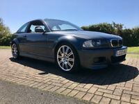 Stunning BMW E46 M3 (2003)