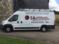 S&J Bathrooms and Kitchens Ltd