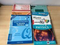 Higher Physics book bundle
