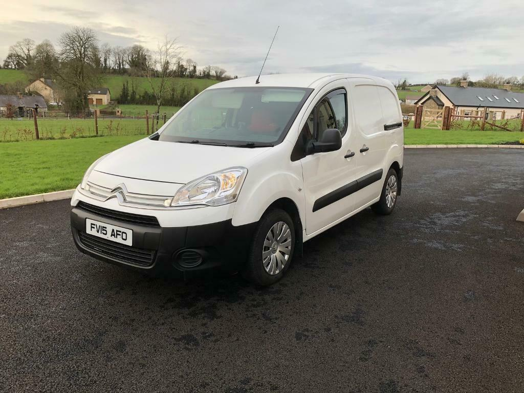 e29bf973c6 2015 Citroen Berlingo Enterprise 1.6HDI ( not Peugeot Partner )