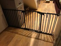 Dreambaby baby gate extra long