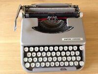 Vintage Smith-Corona Empire portable typewriter