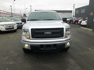2013 Ford F-150 XLT ''WE FINANCE EVERYONE'' Edmonton Edmonton Area image 3