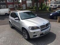 2010 BMW X5 35 D XDRIVE LONG MOT LOW MILES 5 SEATER BARGAIN!!!