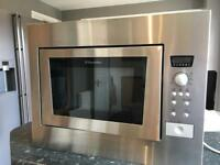Electrolux Integrated Microwave/Grill