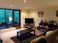 Outstanding three bedroom furnished penthouse apartment in a much sought after area of Hyndland.