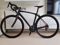 Trek Domane SLR 9 2017 (52cm) - SRAM eTAP Wireless Gears. BRAND NEW - NEVER RIDDEN