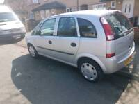 2005 meriva, Swap for van