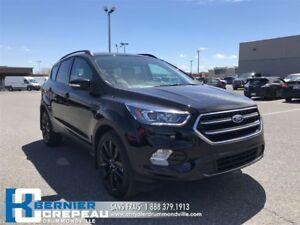 2017 Ford Escape Titanium **FULL EQUIPE, GPS, TOIT PANO + WOW**