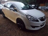 Vauxhall Corsa 1.2 i 16v Limited Edition 3dr (a/c)£2,995 p/x welcome FREE WARRANTY, NEW MOT