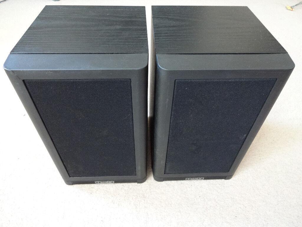 Mission 760i 2-Way Reflex Speakers - Hi-Fi - Stereo Speakers