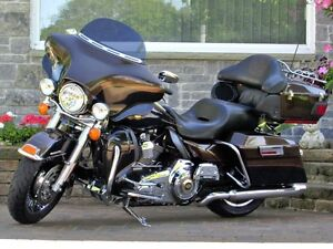 2013 harley-davidson Electra Glide Ultra Limited   ONLY 1 Owner  London Ontario image 2