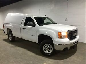 2010 GMC SIERRA 2500HD LONG BOX! MATCHING CAP!