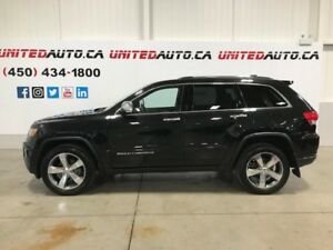 2015 Jeep Grand Cherokee Limitée navi camera sunroof
