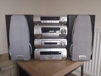 Technics Stereo system