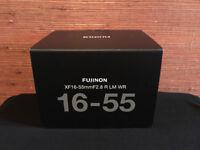 Fujifilm XF16-55mm f2.8 R LM WR Lens *BRAND NEW* (for use on Fuji X Series Cameras)