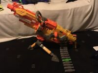 collection of nerf guns inc one huge one