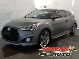 Hyundai Veloster Turbo Tech GPS Cuir Toit Ouvra 2015