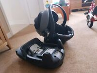 Besafe izi go infant car seat and isofix base this is in excellent condition