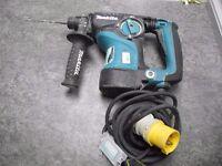 Makita Hammer Drill HR2811F NO/Case