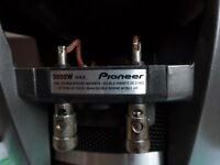 """As New Pioneer TS-W3004SPL 12"""" Subwoofer Boxed With All Packaging"""