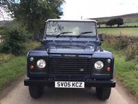 Land Rover defender 90 td5 2005