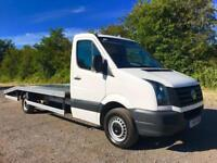 2015 Volkswagen Crafter 2.0TDI Recovery Truck Full Service History Nt mercedes sprinter ford transit