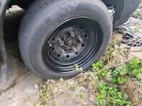 Transit / landrover wheels