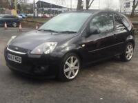 FORD FIESTA 2008 (57 REG)*£999*LONG MOT*BLACK*MANUAL*PX WELCOME*DELIVERY AVAILABLE