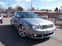 Audi A4 Avant 1.8 T S Line 5dr (CVT) 04/04 GREAT VALUE WEEKEND SPECIAL NOT TO BE MISSED