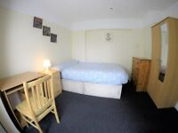 (I) NO ADMIN FEE - 2 DOUBLE ROOMS IN EAST ACTON