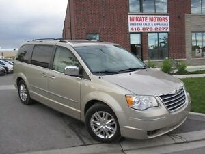 Still Like New2008 Chrysler Town & Country Limited, Fully Loaded