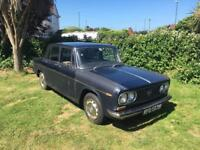 Lancia fulvia saloon berlina MOT AND TAX EXEMPT IN DAILY USE