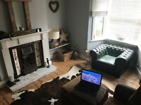 Large double room in family house