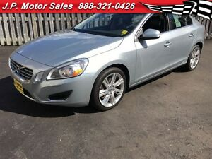 2012 Volvo S60 T6, Automatic, Leather, Sunroof, AWD