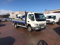 DECEMBER 2008 MITSUBISHI CANTER 6C18 FLAT