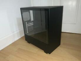 NZXT h510 pc case