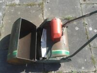 ELECTRIC LAWNMOWER (QUALCAST)