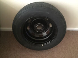 Goodyear Eagle spare tyre 4 stud