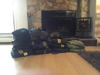 Selling second hand rig coveralls and rig clothing