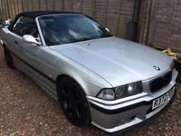 BMW 318i SPORT CONVERTIBLE E36 M3 REP £1850