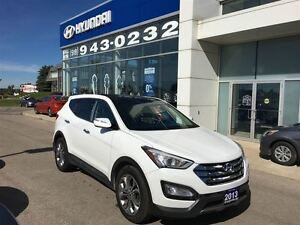 2013 Hyundai Santa Fe Sport 2.0T SE AWD - Trade-In