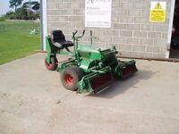 Used Ransomes 180 Motor triple mower