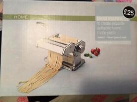 Pasta machine.
