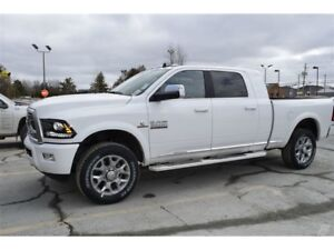 2018 Ram 3500 Limited Edition Tungsten Mega 4x4 Turbo diesel
