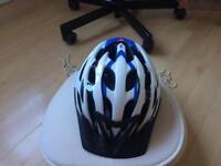Bike helmet new like condition Ridge
