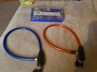 66 in 1 bike tool kit and 2 padlocks
