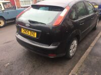 Reduced price low mileage Ford Focus LX
