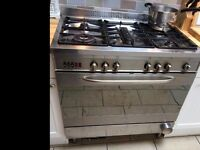 90 cm Baumatic Gas Range Cooker